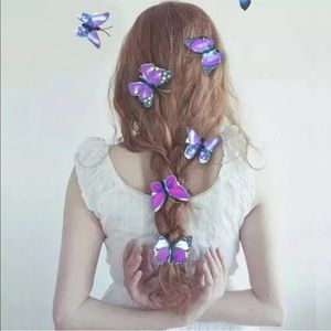 Accessories - 🦋Butterfly hair clips🦋